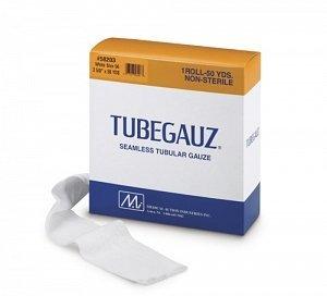 100  Cotton Tubegauz Tubular Gauze By Medical Action