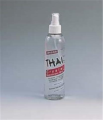 Thai Crystal Mist Deod Pump 8 Ounces - Thai Natural