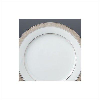 Crestwood Platinum Accent - Noritake Crestwood Platinum Salad Plate