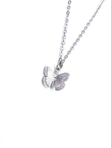 FrEEna Design Tiny Butterfly Necklace