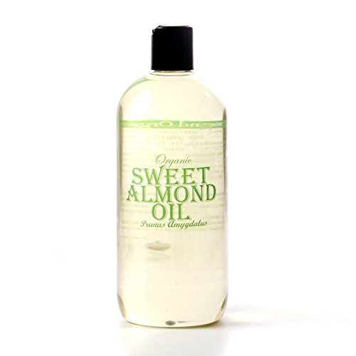 Mystic Moments | Sweet Almond Organic Carrier Oil - 1 Lit...
