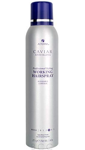 (Caviar Anti-Aging Working Hair Spray,)