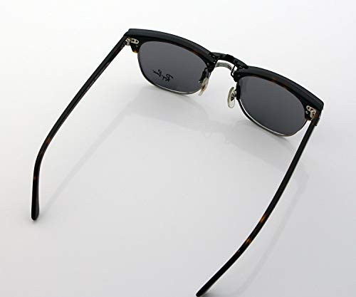 COODY Custom Fit Polarized CLIP-ON Sunglasses for Ray-Ban RB5154 51x21 Size More Colors Option |