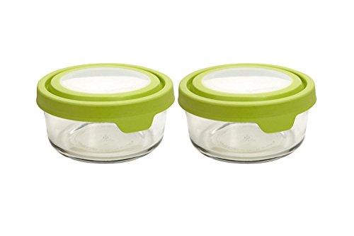 1 2 cup glass storage - 1