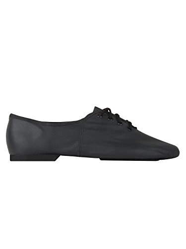 So Danca - Zapatillas de danza unisex Negro