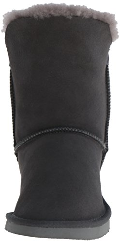 Dije California Womens Vrijheid Chelsea Boot Houtskool
