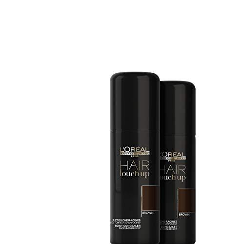 LOréal Professionnel Coloración Hair Touch Up Brown 75 ml