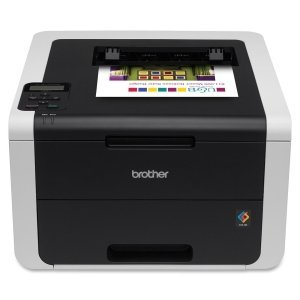 Brother HL-3170CDW LED Printer – Color – 2400 x 600 dpi Print – Plain Paper Print – Desktop –