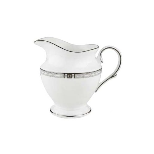 Lenox Westerly Platinum Bone China Creamer ()