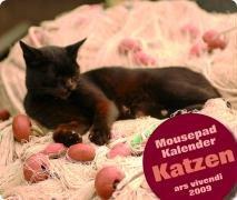 katzen-mousepad-kalender-2009