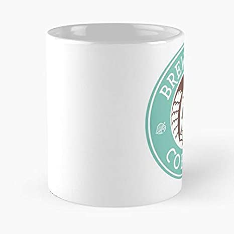 Animal Crossing Mug Funny Birthday Ceramic Mug Coffee Cup Gift For Men Women