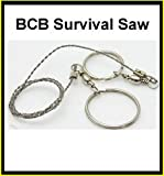BCB Commando and Survival Wire Saw, Outdoor Stuffs