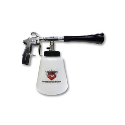 Detail King Tornador Black Interior Cleaning Tool - Z-020: Automotive