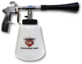 Detail King Z-020 Tornador Black Interior Cleaning Tool