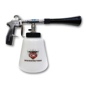 Detail King Tornador Black Interior Cleaning Tool - Z-020