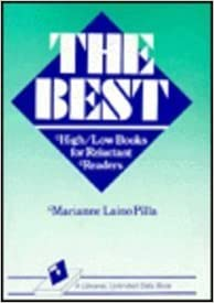 The Best: High/Low Books for Reluctant Readers (Libraries Unlimited Data Book Series)