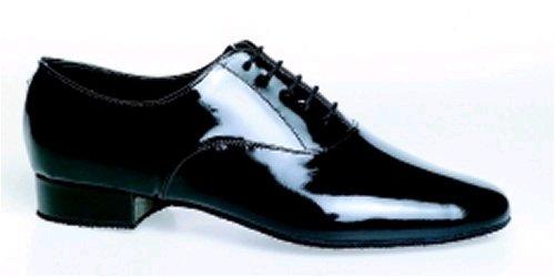 [DSI] 416メンズオックスフォードスタイルBallroom Shoe with a 1