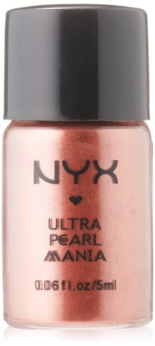NYX Professional Makeup Loose Pearl Eyeshadow, Rust, 0.06 Ounce (Pack of 2) (0.06 Ounce Eye)