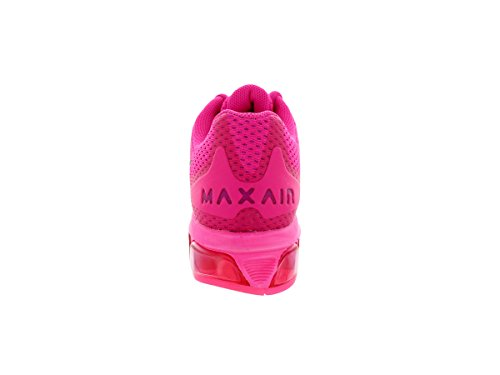 Vrouwen Van Sportschoen Nike Air Max Wind In De Rug 7 683635-602 Roze Folie / Roze Pow / Fuchsia Flash / Black