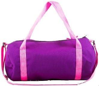 13 Pink Ballet Ballerina Dance Slippers Duffle Bag
