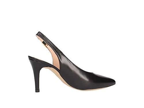 Black Shoes Court Women Trebol Unisa nHzqZIY