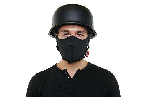 Small Shell Motorcycle Helmets - 9