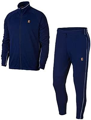 Nike nikecourt, Hoodie Hombre, Hombre, 934205-492, Blue Void/White ...