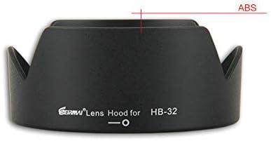 HB-32 Camera Lens Hood hb 32 for Nikon 18-70mm 18-105mm 18-135mm Lens