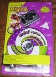 Mini Digital Camera W//cable and Software Smart