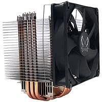 Scythe Ninja Plus Rev. B CPU Enfriador para Socket 478/754 ...