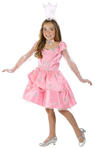 Creative Tween Halloween Costumes (Princess Paradise The Wizard of Oz Glinda The Good Witch Sassy Costume, Pink, Tween)