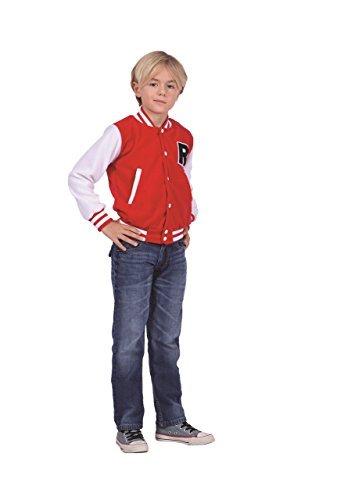 Letterman Jacket Child Costume