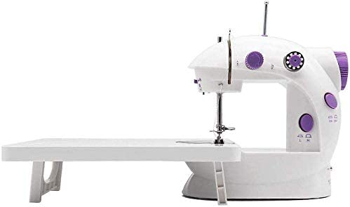 LYTLD Máquina de Coser portátil, máquina de Coser portátil con el ...