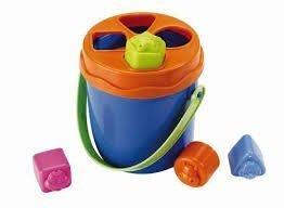 Kidoozie Nest and Stack Buckets