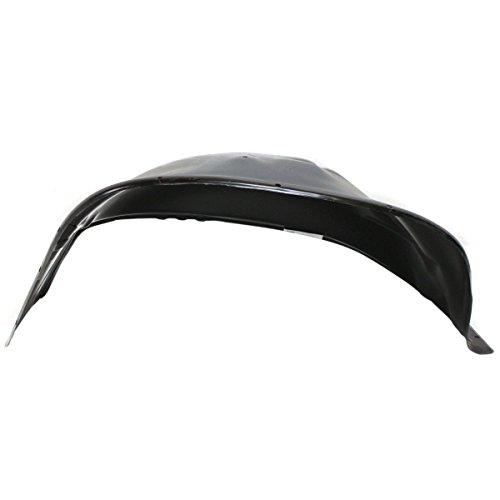 New Front Right Passenger Side Fender Liner For 1773-1980 Chevrolet & Gmc Full Size Pickup & Suburban Wheelhouse, Steel, Black GM1247101 14007548