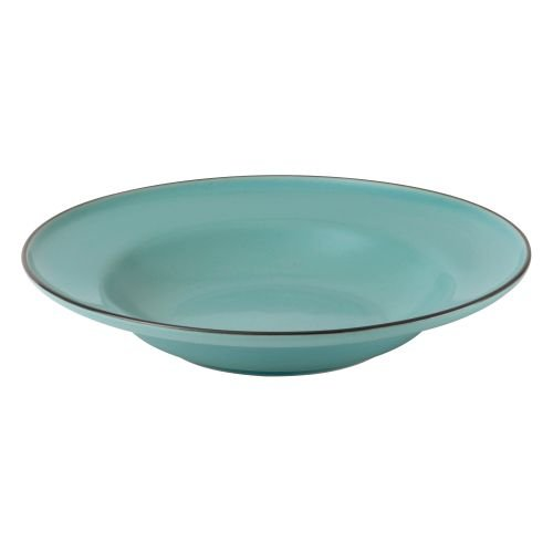 Royal Doulton Union Street Pasta Bowl, 9.8'', Blue