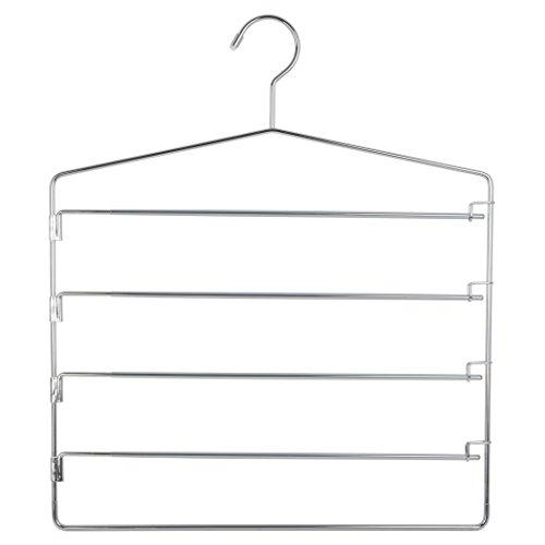 Richards Homewares Trouser Hanger Organizer
