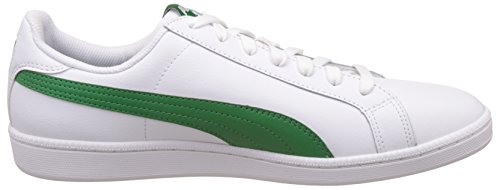 Bianco puma Unisex Puma 22 – amazon Green L Smash White Sneaker Adulto x7w4qaYT4