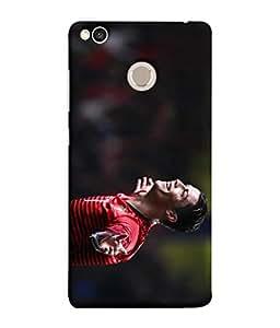 ColorKing Football Ronaldo Portugal 10 Multi Color shell case cover for Xiaomi Redmi 4X