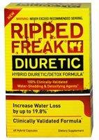 PharmaFreak Technologies Ripped Freak Diuretic -- 48 Capsules