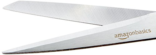 AmazonBasics Multipurpose Scissors - 2-Pack Photo #2