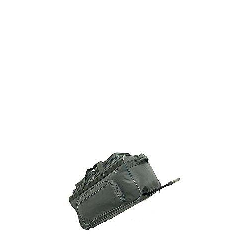 "Netpack Stand Alone 30"" Wheeled Duffel - Large (Black)"