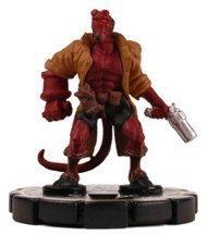 HeroClix: Hellboy # 69 (Veteran) - Indy Hero Clix