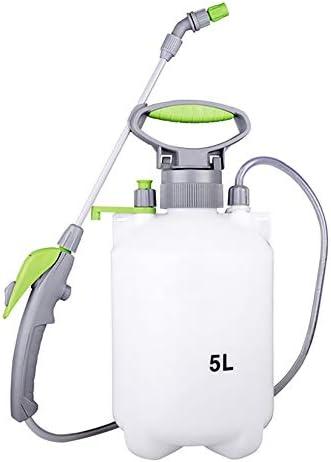 5L芝生および庭ポンプ圧力噴霧器、ショルダーストラップ付き、肥料用、園芸施肥洗浄