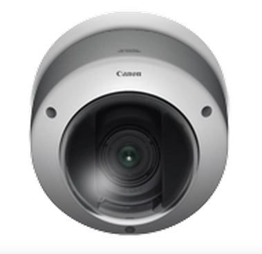 Canon VB-M620D Fixed Dome Network Security Camera with 1.3 Megapixel Resolution 1280 x 960 by Canon