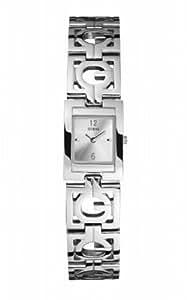 Guess Gigi W75036L1 - Reloj de mujer de cuarzo color plata