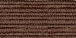Coats Crochet Aunt Lydia's Crochet, Cotton Classic Size 10, Fudge (Brown Crochet)