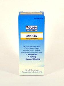 Guna Inc.- Micox 1 fl oz