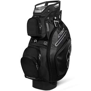 Sun Mountain Golf 2019 C-130 Cart Bag BLACK (Black) Review