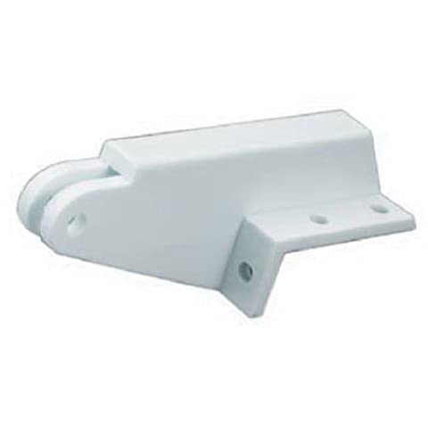 Wright Products FJBWH FLORIDAORIDA Style JAMB BRACKET, WHITE